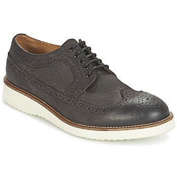 kengät Miehet Derby-kengät Selected SHHRUD BROGUE SHOE Grey
