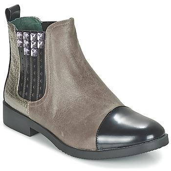 kengät Naiset Bootsit Café Noir BARBERINE TAUPE