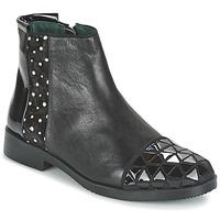 kengät Naiset Bootsit Café Noir BARTHY Black