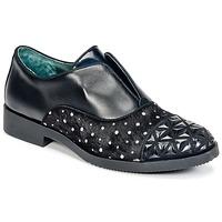 kengät Naiset Derby-kengät Café Noir BASILE Black