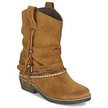 kengät Naiset Bootsit Coolway BIRK Brown