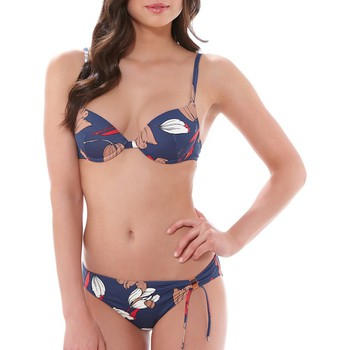 vaatteet Naiset Bikinit Huit 301 PRIVATE MARINE Sininen