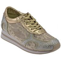 kengät Naiset Matalavartiset tennarit Gold&gold