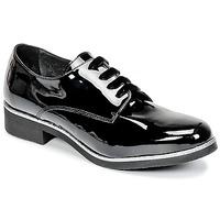 kengät Naiset Derby-kengät Myma PIKA Musta