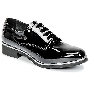 kengät Naiset Derby-kengät Myma PIKA Black