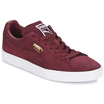 kengät Matalavartiset tennarit Puma SUEDE CLASSIC + Bordeaux