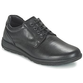 kengät Miehet Derby-kengät Salamander NANDO Black