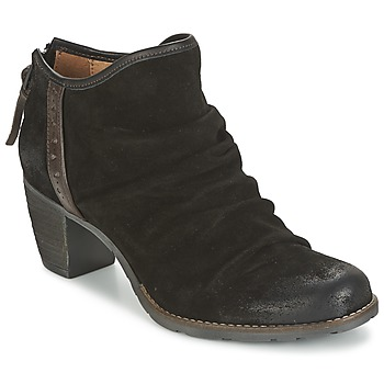 kengät Naiset Nilkkurit Dkode CARTER Black