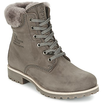 kengät Naiset Bootsit Panama Jack PANAMA Grey
