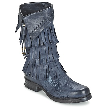 kengät Naiset Saappaat Airstep / A.S.98 SAINT VO Blue