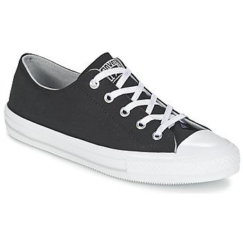kengät Naiset Matalavartiset tennarit Converse GEMMA TWILL OX Black