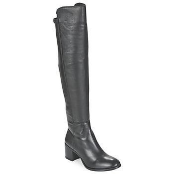 kengät Naiset Saappaat Unisa FARIA Black