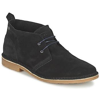 kengät Miehet Bootsit Jack & Jones GOBI SUEDE DESERT BOOT Grey