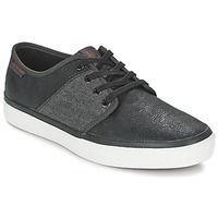 kengät Miehet Matalavartiset tennarit Jack & Jones TURBO Grey