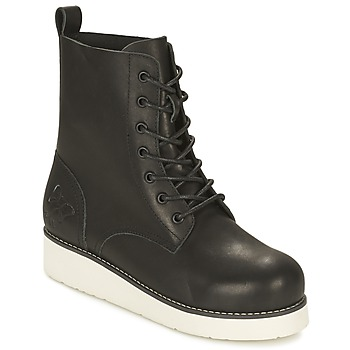 kengät Naiset Bootsit Lola Ramona PEGGY Musta