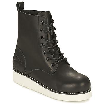 kengät Naiset Bootsit Lola Ramona PEGGY Black