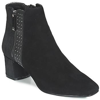 kengät Naiset Nilkkurit Luciano Barachini JOU Musta