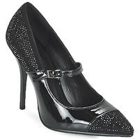 kengät Naiset Korkokengät Luciano Barachini POUL Musta
