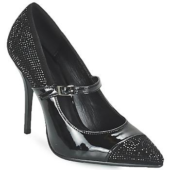 kengät Naiset Korkokengät Luciano Barachini POUL Black