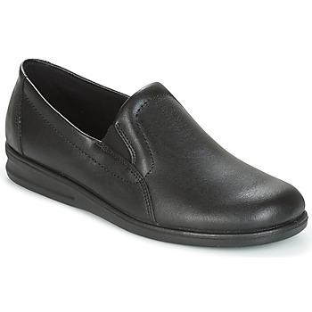 kengät Miehet Tossut Romika PRASIDENT 88 Black