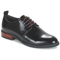 kengät Naiset Derby-kengät Un Matin d'Ete DEVINE Black