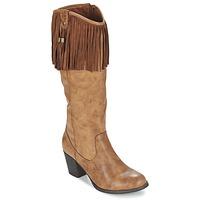 kengät Naiset Saappaat Refresh TRITOU CAMEL