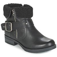 kengät Naiset Bootsit Refresh CHRISTINO Black