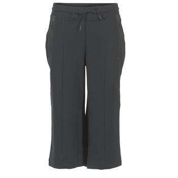 vaatteet Naiset Verryttelyhousut Nike TECH FLEECE CAPRI Black