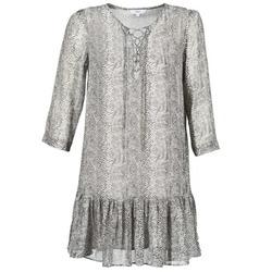 vaatteet Naiset Lyhyt mekko Suncoo CIARA Grey