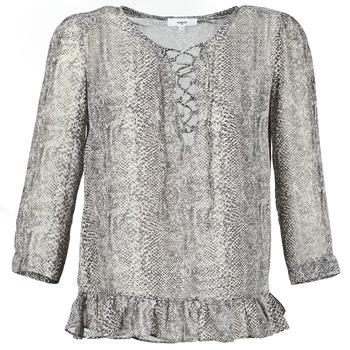 vaatteet Naiset Topit / Puserot Suncoo LANA Grey