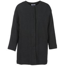 vaatteet Naiset Paksu takki Suncoo EMILE Black
