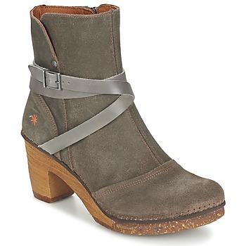 kengät Naiset Nilkkurit Art AMSTERDAM Grey