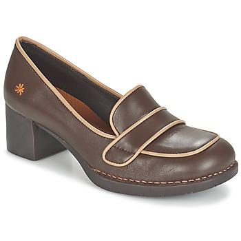 kengät Naiset Korkokengät Art BRISTOL Brown