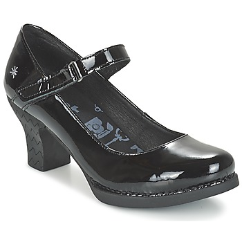kengät Naiset Korkokengät Art HARLEM Black
