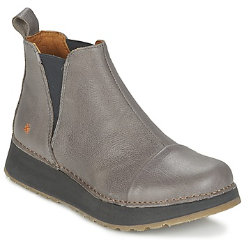 kengät Naiset Bootsit Art HEATHROW Grey