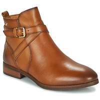 kengät Naiset Bootsit Pikolinos ROYAL W4D Cognac