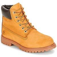 kengät Naiset Bootsit Lumberjack RIVER Hunaja