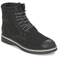 kengät Miehet Bootsit Superdry STIRLING BOOT Black