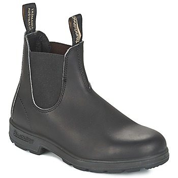 kengät Bootsit Blundstone CLASSIC BOOT Black / Brown