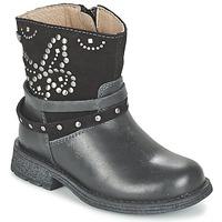 kengät Tytöt Bootsit Garvalin GENILA Black