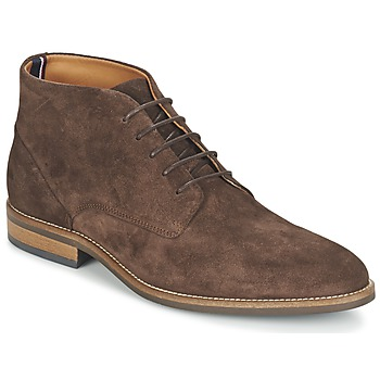 kengät Miehet Bootsit Tommy Hilfiger DALLEN 10B Brown