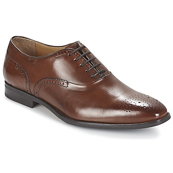 kengät Miehet Herrainkengät Geox NEW LIFE A Brown