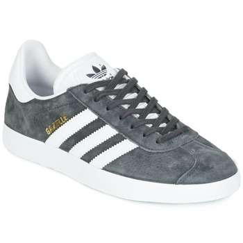 kengät Matalavartiset tennarit adidas Originals GAZELLE Grey / Fonce