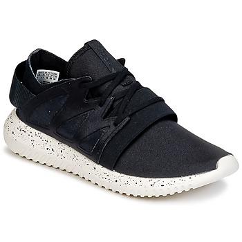 kengät Naiset Matalavartiset tennarit adidas Originals TUBULAR VIRAL W Black