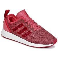 kengät Tytöt Matalavartiset tennarit adidas Originals ZX FLUX ADV J Pink