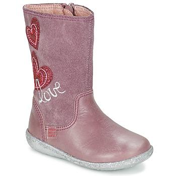 kengät Tytöt Saappaat Agatha Ruiz de la Prada BIGI Pink