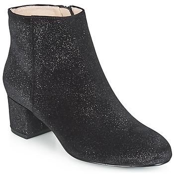 kengät Naiset Nilkkurit Mellow Yellow ALANA Black