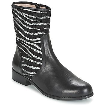 kengät Naiset Bootsit Mellow Yellow ALICIA Black