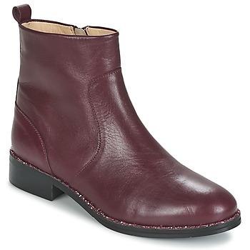 kengät Naiset Bootsit Mellow Yellow ARIAGE Bordeaux
