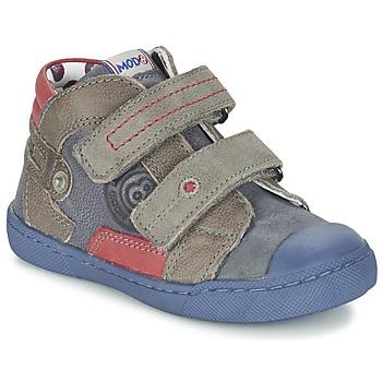 kengät Pojat Bootsit Mod'8 KINZO Laivastonsininen / Grey